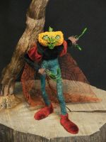 Gourd Lord- Blodden Qwick, brother of Neb and Zeb2 by Boggleboy