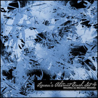 Abstract Brushes 4 by LivanaStock