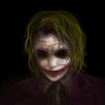 Why so... by Detkef
