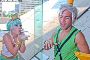 Otakon 2014 - Jorgen and the Tooth Fairy(PS) 55 by VideoGameStupid