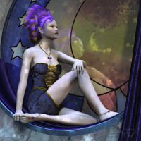 Celestial Musings by RavenMoonDesigns