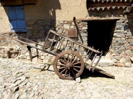 Old Cart by alimuse