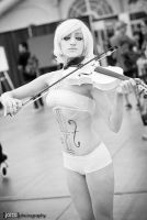 The White Violin by Nauri