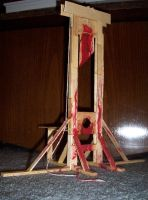 The Guillotine by robin97531