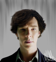 Sherlock [Realistic Attempt 2] by risaXrisa
