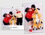 Ikky Tenryou:::Medabots by Witchiko