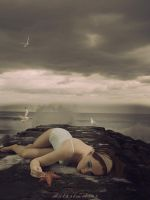deep sleep by Renatha-Gomes