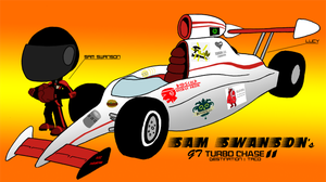 Video Game Character - Sam Swanson by slaymanexe