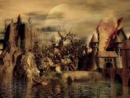 monde imaginaire by jeanpepe