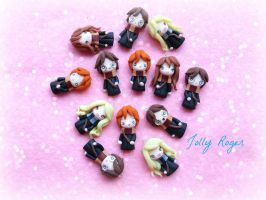 Harry potter family charms by Mameah