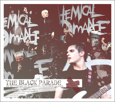 THE BLACK PARADE 10.24.06 by answerinspades