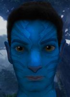 Me as Avatar by merage