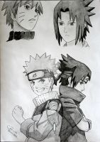 Naruto Bonds by ViivaVanity