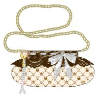 Glam Bag by untitled512