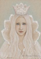 The White Queen by MayumiOgihara