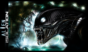Alien by Eunice55