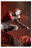 Slipknot - Corey Taylor - 2 by MrSyn