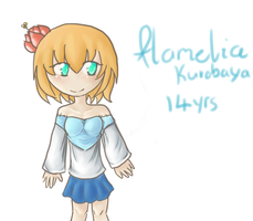 Flamelia Kurobaya New Reference by Kawazuka0