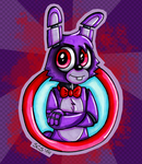 Bonnie the Bunny by Spacecat-Studios