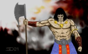 The Cimmerian by smddoc