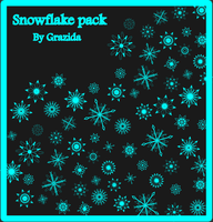 Snowflake Pack by Grazida