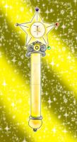Thebes First Henshin Rod by Evilness321