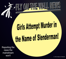 Girls Attempt Murder In The Name of Slenderman by IAmTheUnison