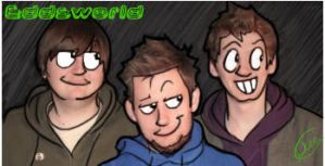 Eddsworld Face Art by Elastaronicuted