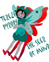 Terezi: The Seer of Mind by epicsoup
