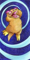 Psyduck by SurlyQueen