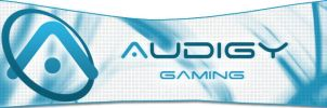 Audigy Banner by Momillo