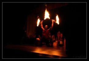 F I R E dancer - Finale by Astraea-photography