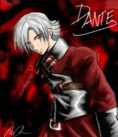 Devil May Cry 2 - Dante by SamuraiMike
