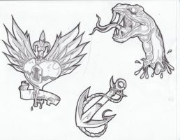Flash sheet 3 by ThaHopper210