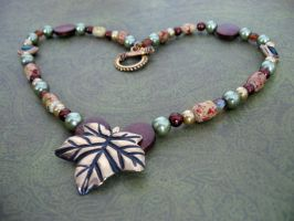 Hamadryad Necklace by tencrowns-studio