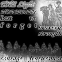 the light horsemen by equestriangraphics1