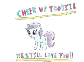 Cheer up Tootsie Flute by UlyssesGrant