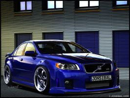 Volvo S80 by jonsibal