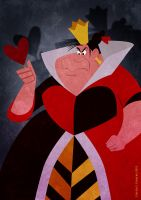 Queen of Hearts by Chernin