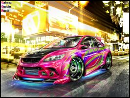 Ford Focus WTB by GoodieDesign