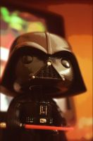 Little Vinyl Darth by AdharMaheshwari