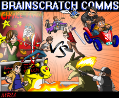 BRAINSCRATCH COMMS VS! (MRU) by MasterMRU