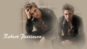 Robert Pattinson Sign by Mistify24