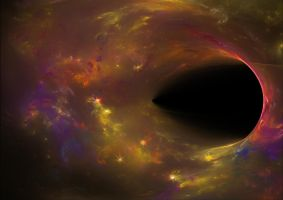 Black Hole by PaulineMoss