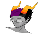 Eridan Ampora (gift for princesslove123) by Darkwolfhellhound