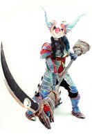 Warriors Orochi 3: Orochi Cosplay - 2 by chiaku