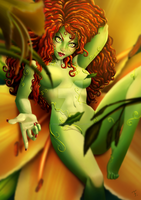 Poison Ivy by feh-rodrigues