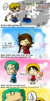 One Piece meme by Tunart