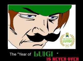 Luigi Says by Ahkeem94
