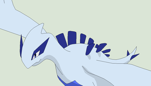Pokemon Base 94~Lugia 6~ by Xbox-DS-Gameboy